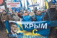 В Крыму уже дали понять, что с «бандеровской» Украиной им будет не по пути.