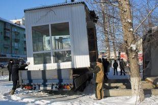 Власти Екатеринбурга уберут «непонятные» киоски с территории города