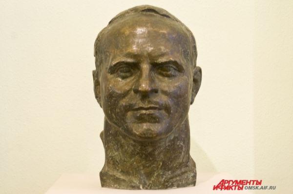Выставка «Романтика спорта» в музее им. Врубеля.
