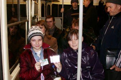 В Карабаше школьники будут бесплатно ездить в общественном транспорте