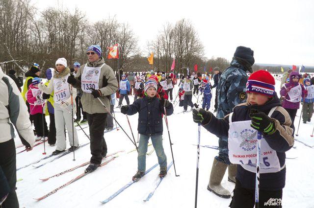 «Лыжня России-2014» пройдет в Челябинске в воскресенье, 16 февраля