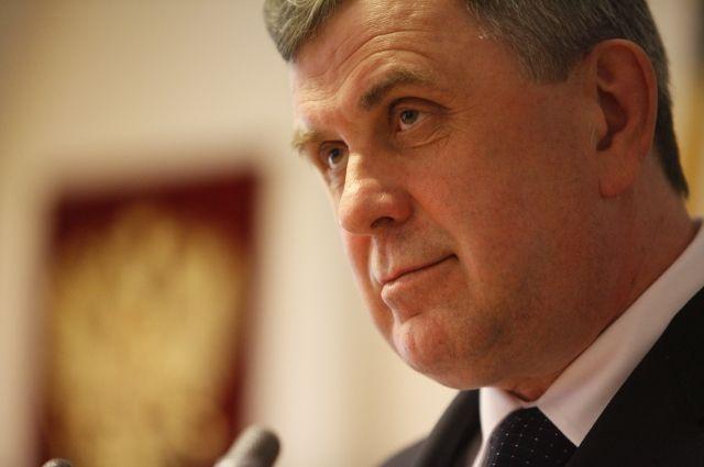 У губернатора Сергея Ястребова низкий рейтинг.