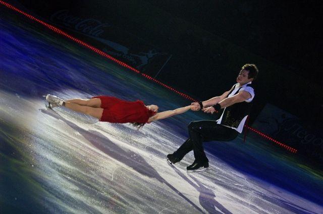 В этом году ледовое шоу Ильи Авербуха покажет программу «Истории любви».