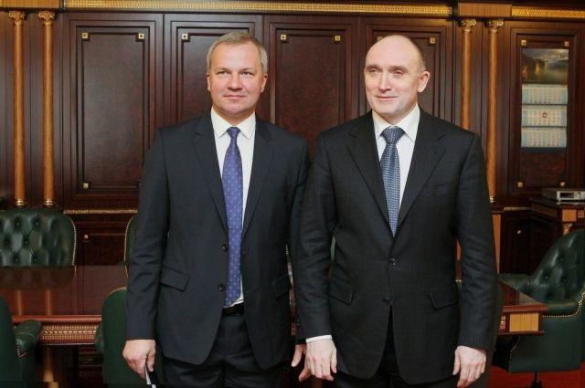 Дубровский пообещал не перетягивать одеяло на магнитогорский ХК «Металлург»