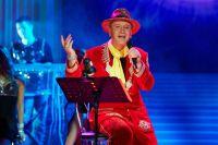 Концерт Сергея Пенкина в честь 50-летия. Тур прошел более чем в 30 городах России и Украины. 2011 год.