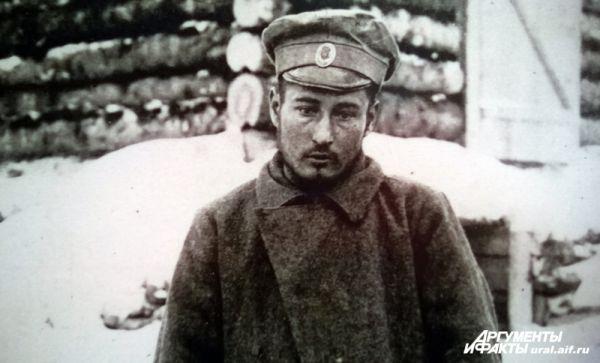 Основу выставки составили фотографии 8-го Сибирского стрелкового полка.