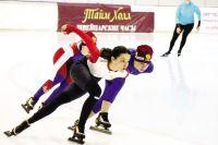 Главная задача Анны Опытовой - попасть в молодёжную сборную России по конькобежному спорту.