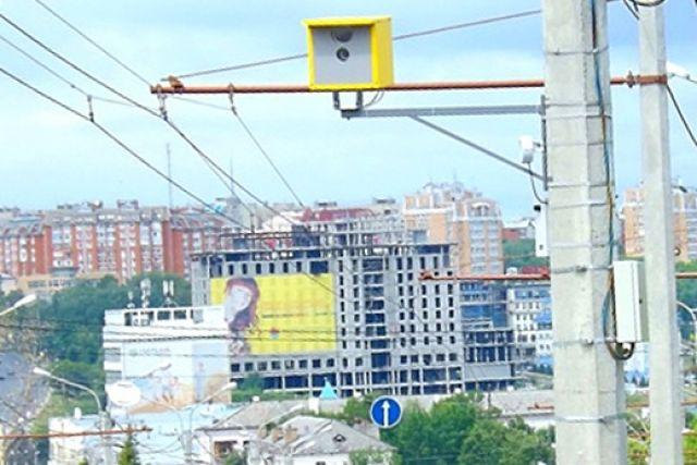 Количество видеофиксаторов на дорогах Среднего Урала увеличится