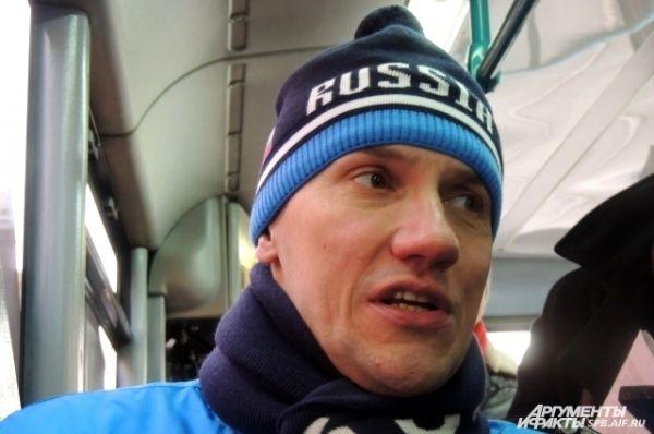 Юрий Нестеров поедет болеть за наших спортсменов-паралимпийцев.