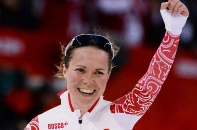 Ольга Граф принесла первую медаль в копилку сборной России на Олимпиаде в Сочи.