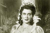 «Мусоргский». Любовь Орлова в роли Татьяны Платоновой. 1951 год.