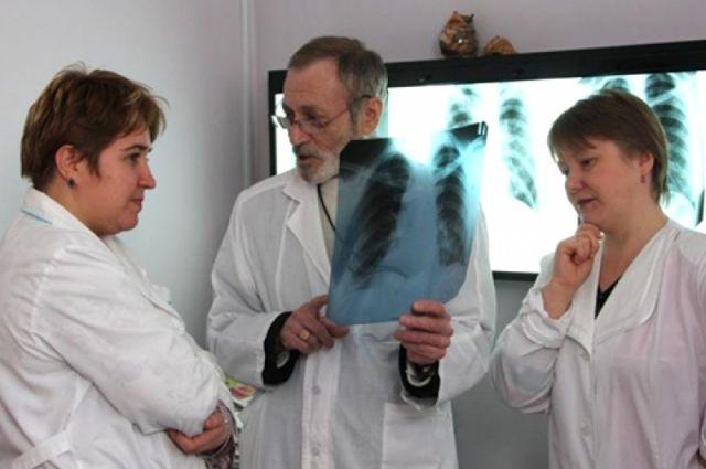 Жители Березовского не хотят лечиться от туберкулеза