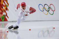 Денису Ковалю чуть-чуть не хватило скорости.