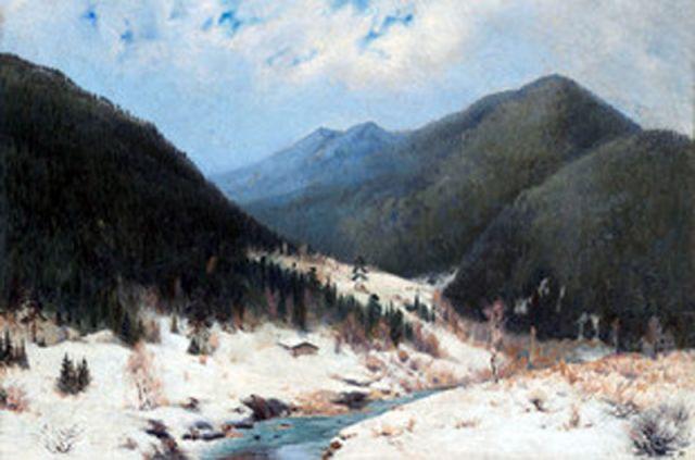 Пленэр вдохновляет художников на создание шедевров.