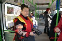 Больше всего инвалидов устроено в транспортных предприятиях Омска.