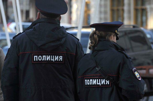 Полиция РФ.