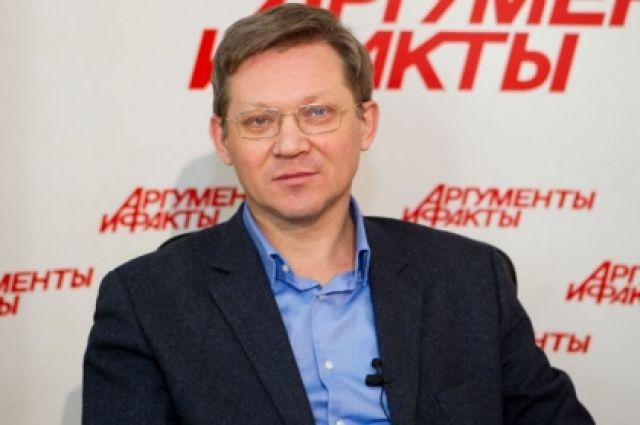 В. Рыжков, политик.