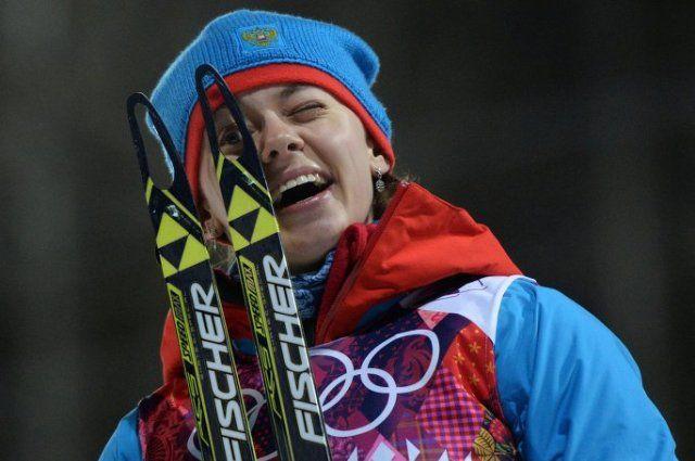 Ольга Вилухина.