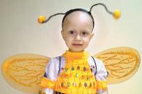 Елизавета Васильевна, двухлетняя Лиза, без вашей помощи не победит опухоль, которая уже дала метастазы в мозг.