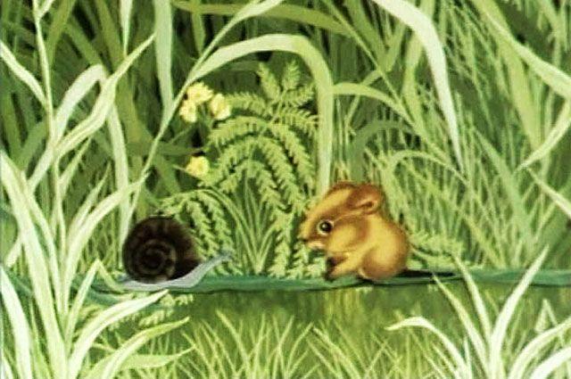 «Мышонок Пик» по рассказу Виталия Бианки, 1978 год.