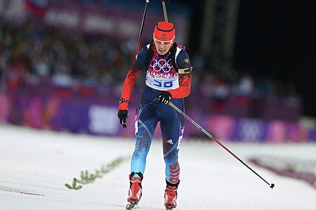 Ольга Вилухина из Новосибирска вновь вступит в борьбу за медали Олимпиады