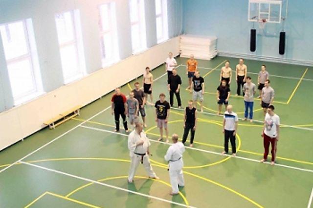 Секция восточных единоборств открылась в центре «Урал без наркотиков»