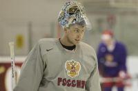Семен Варламов - вратарь российской сборной по хоккею.