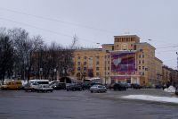 Здание бывшей гостиницы «Смоленск».