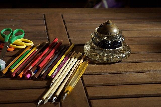 Чернилами или карандашами вы можете создать настоящее письмо о любви