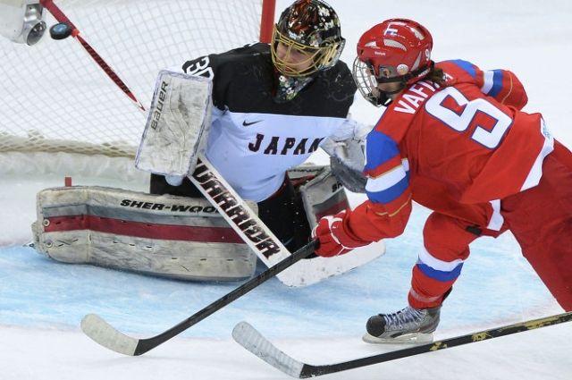 Челябинская хоккеистка принесла победу сборной России в матче с Японией