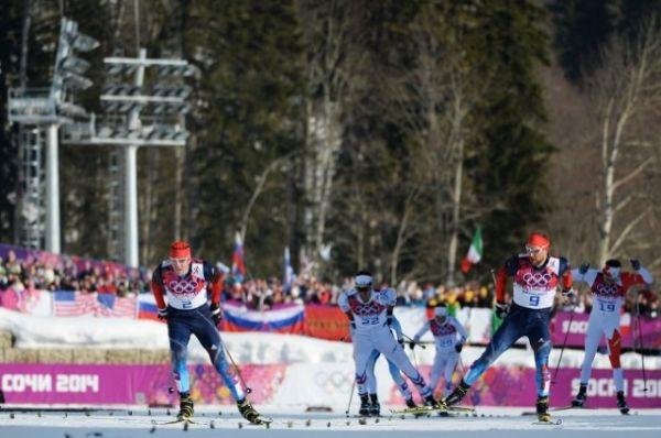 Гонка сложилась для Сергея очень драматично. В финальном забеге югорчанину противостояли три шведа и два норвежца.