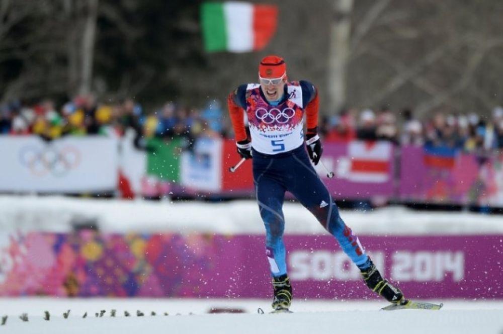 К сожалению, Алексей финишировал 4-м и в финал не пробился.