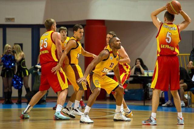 Баскетболисты «Урала» уступили в Дании в рамках Еврочелленджа