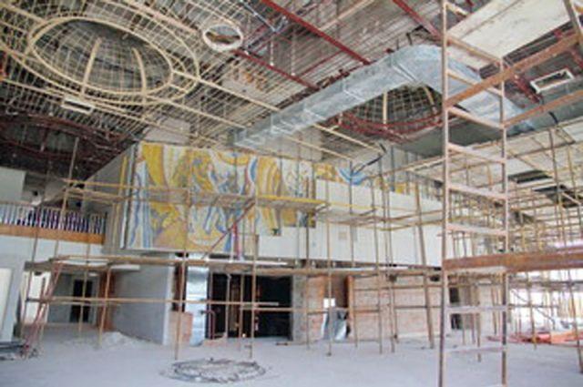 Официальное открытие здания екатеринбургского ТЮЗа состоится 18 ноября
