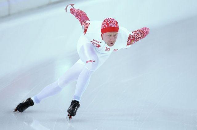 Челябинский конькобежец Игорь Боголюбский сегодня выступит на Олимпиаде
