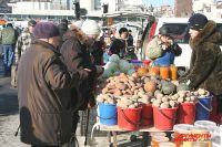 Сельхозрынок очень популярен во Владивостоке.