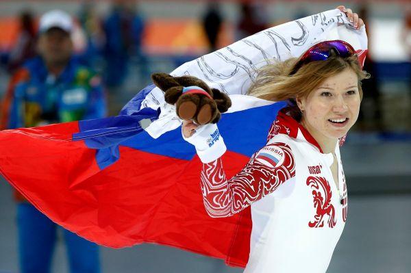 Ольга Фаткулина стала обладательницей серебряной медали, финишировав второй на дистанции 500 метров.