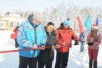 Открытие новой лыжной трассы состоялось 7 февраля.