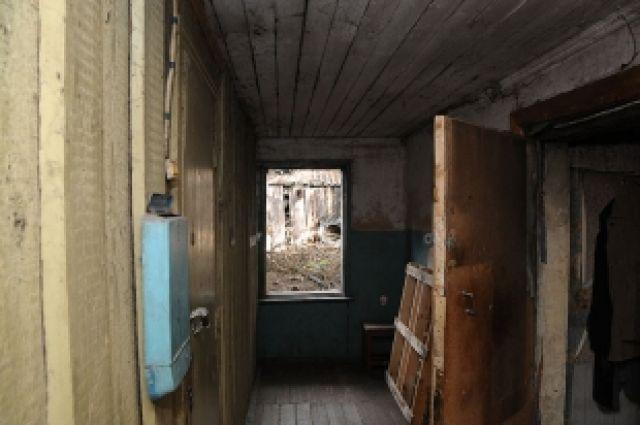 Более 11 тысяч южноуральцев проживают в аварийных домах