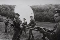 «Физическая, огневая, тактическая подготовка нашей армии была на высоком уровне».