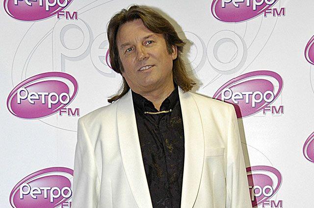 Юрий Лоза на Международном музыкальном фестивале Сан-Ремо в Москве. 2007 год.