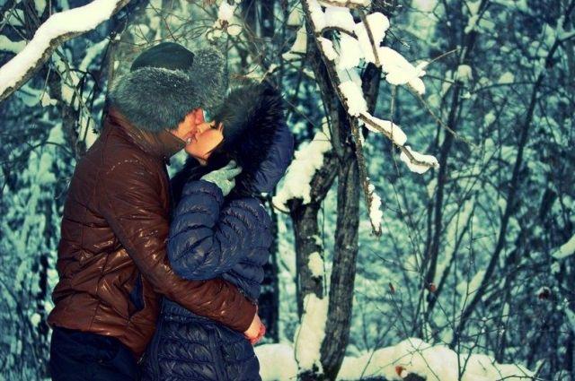 Фотография участников конкурса «Самый сладкий поцелуй»