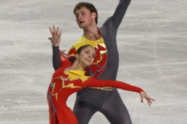 Екатеринбургские фигуристы заняли 6 место в соревнованиях спортивных пар