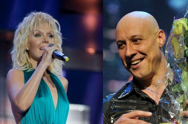 Валерия и Денис Майданов дадут концерты в Омске в ближайшие выходные.