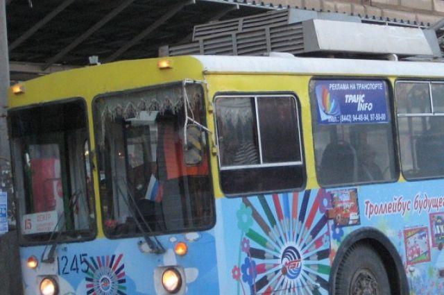 В День Святого Валентина в Миассе появятся троллейбусы для влюбленных