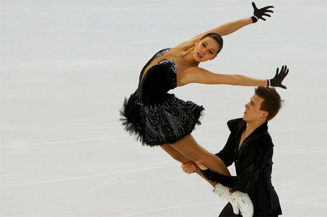 Елена Ильиных и Никита Кацалапов.