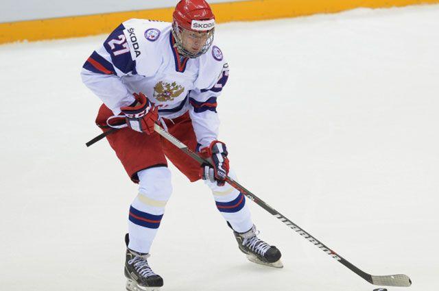 Челябинец Валерий Ничушкин сыграет в матче со Словенией на Олимпиаде в Сочи
