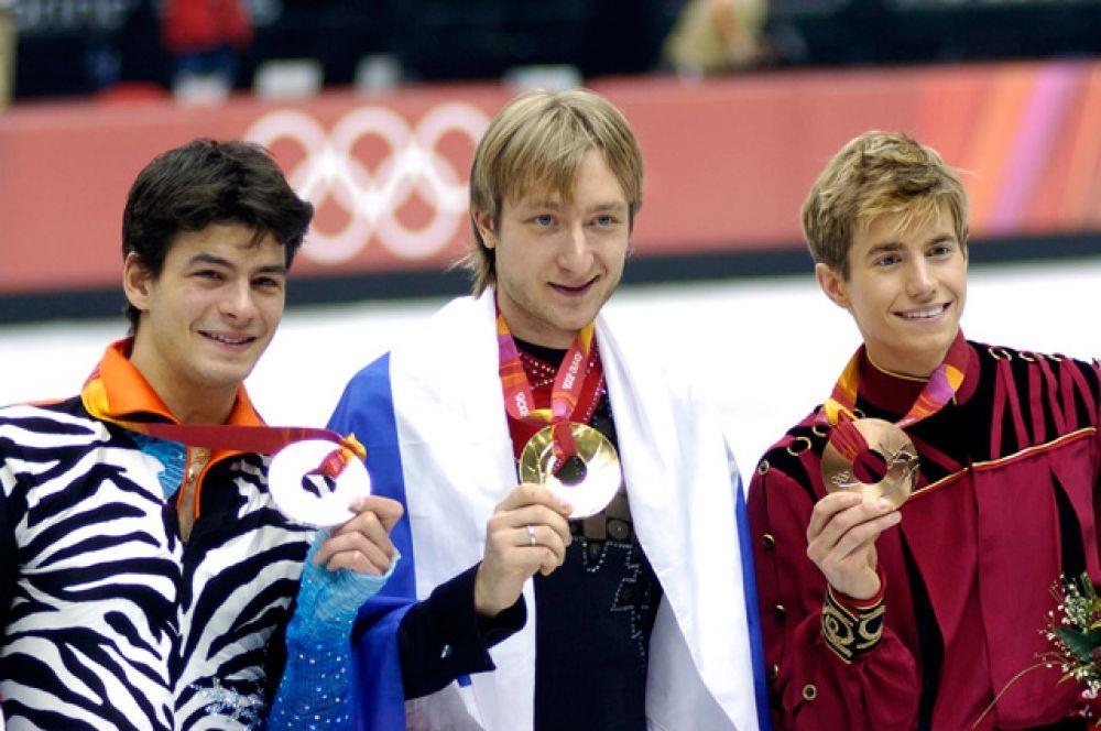 Первое олимпийское «золото» в Турине