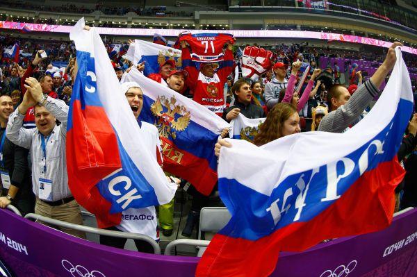 Следующий матч наша команда проведёт 15 февраля. На этот раз соперниками сборной России станут хоккеисты из США.