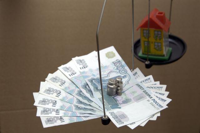 Сбербанк снижает процентные ставки по ипотечным кредитам.